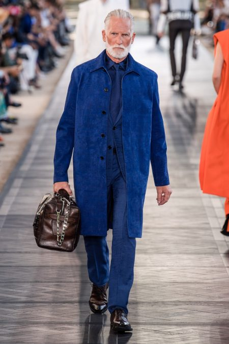 Berluti Delivers Colorful Tailoring with Spring '20 Collection