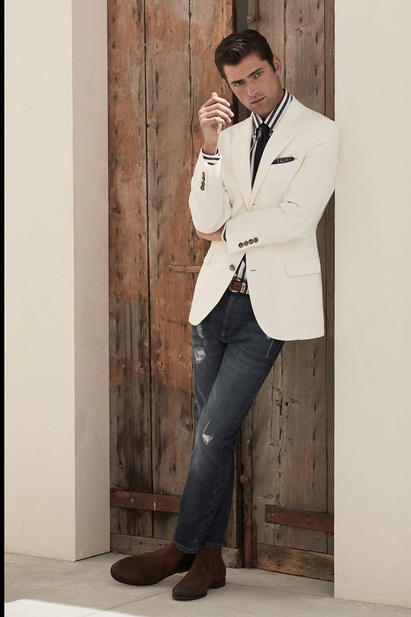 Brunello Cucinelli Spring 2020 Men S Collection The
