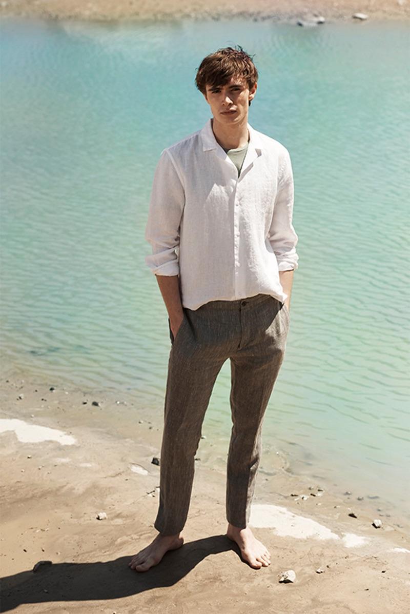 Club Monaco Summer 2019 Men's Style | The Fashionisto