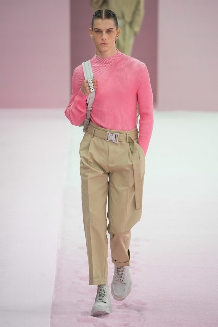 Dior Men Breaks Ground with Spring '20 Collection