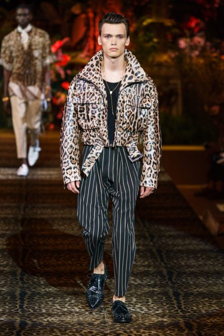 Dolce Amp Gabbana Spring 2020 Men S Collection The Fashionisto