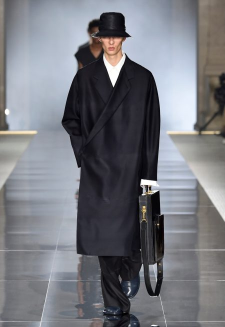 Dunhill Looks East to Japan with Spring '20 Collection