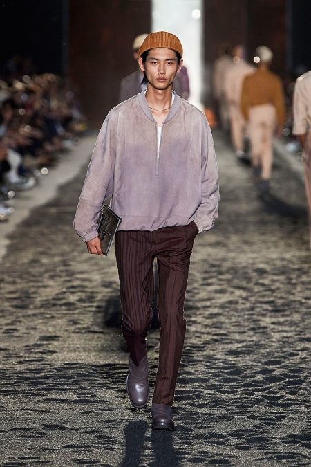 #UseTheExisting: Ermenegildo Zegna Unveils Spring '20 Collection