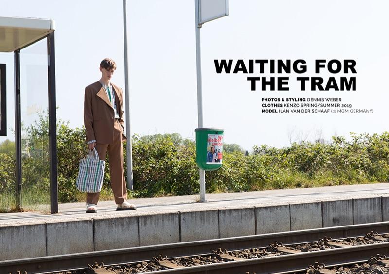 Fashionisto Exclusive: Ilan van der Schaaf photographed by Dennis Weber