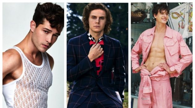 Week in Review: Francisco Lachowski, Evan Peters, Jegor Venned + More