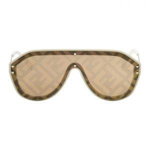 Fendi Beige Forever Fendi M0039/G/S Sunglasses