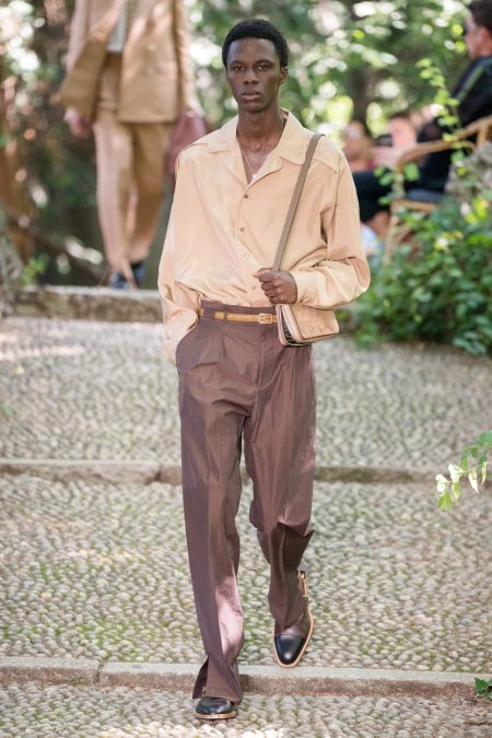 Fendi Nurtures a Green Thumb with Spring '20 Collection