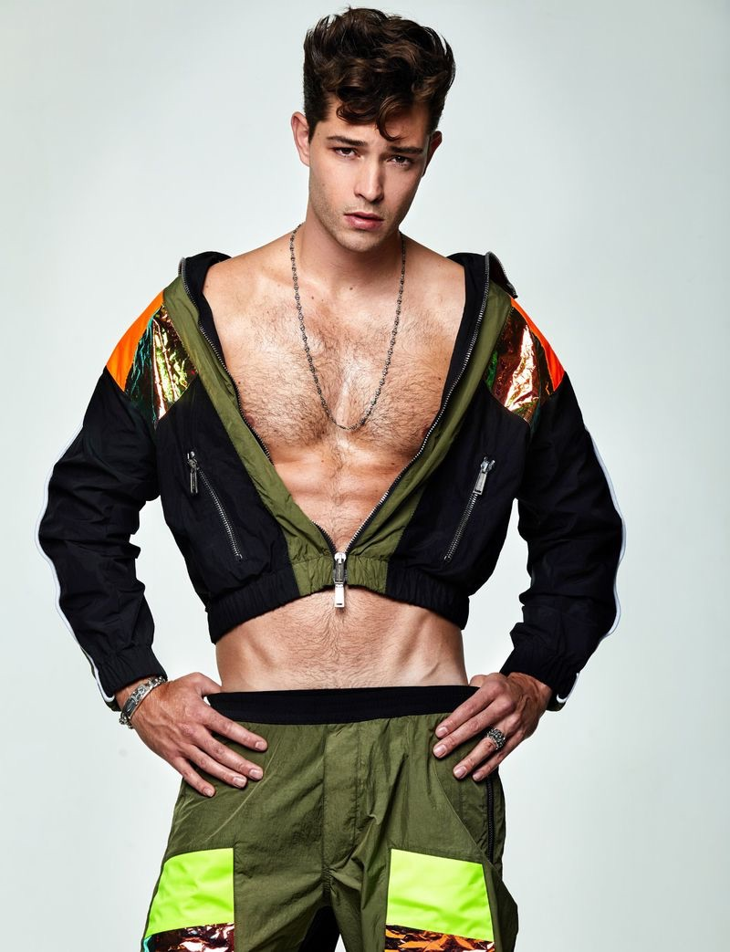 Francisco Lachowski Shirtless Photo Shoot