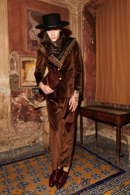 Gucci Rehashes Popular Style Statements with Cruise '20 Collection