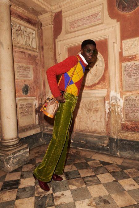Gucci Cruise 2020 Men S Collection The Fashionisto