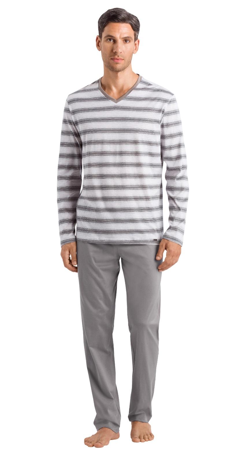 Hanro Jolan Long Sleeve Pajama