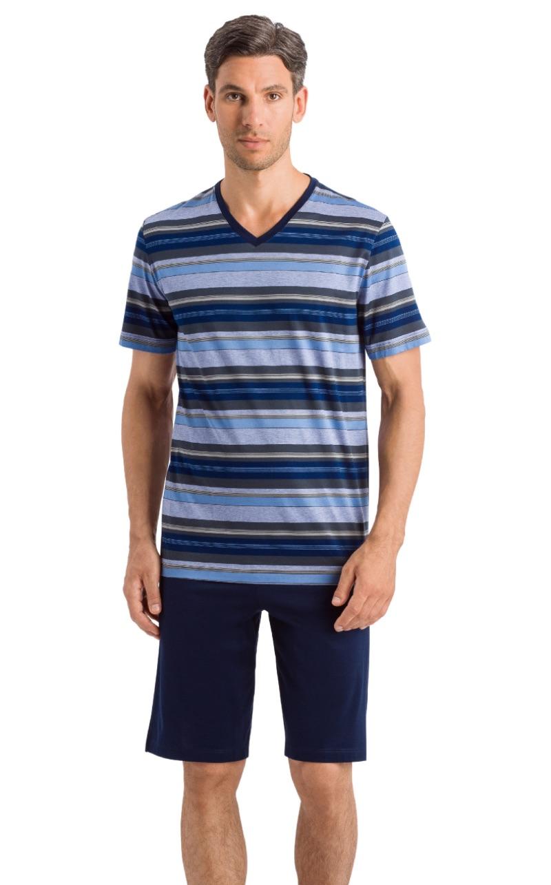 Hanro Jolan Short Sleeve Short Pajama
