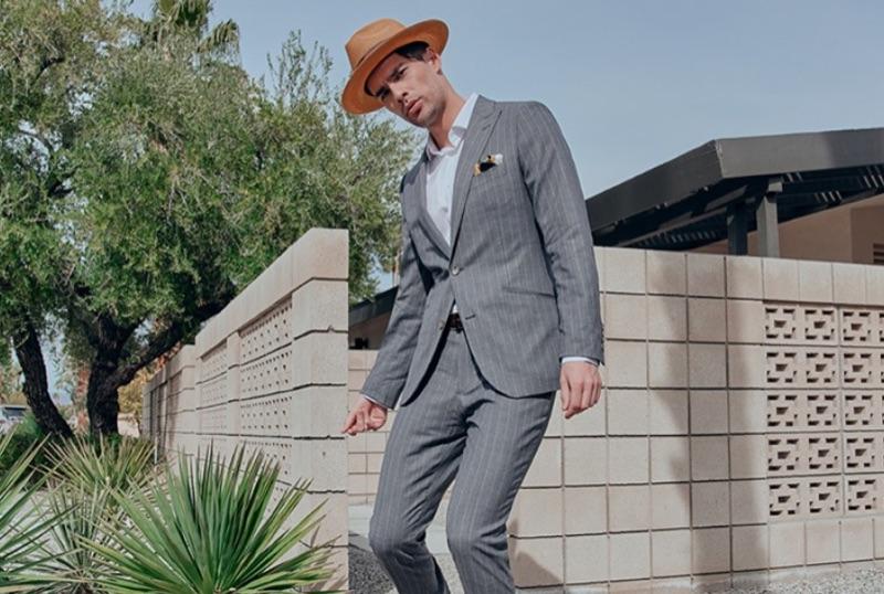 Men's Custom Suits INDOCHINO | The Fashionisto