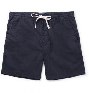 J.Crew - Dock Stretch-Cotton Shorts - Men - Navy