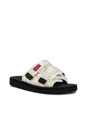 JOHN ELLIOTT x Suicoke Sandal in White. - size 9 (also in 8)