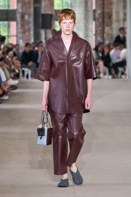 Jil Sander Makes a Soft Proposal with Spring '20 Collection
