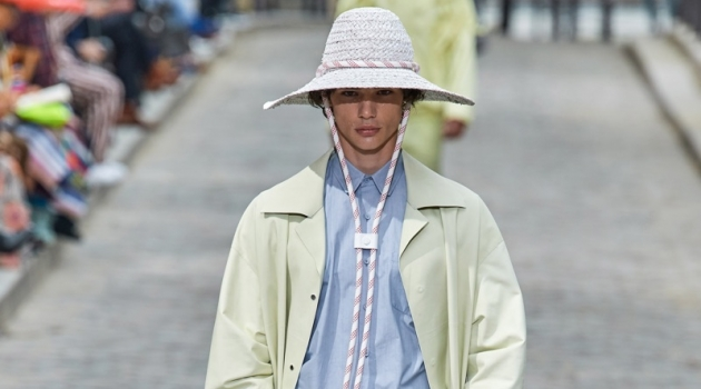 Louis Vuitton Embraces Wild Flower & Pastel Motif for Spring '20 Collection