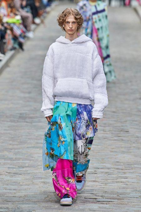 Louis Vuitton Embraces Wild Flower & Pastel Motif for Spring '20 Collection