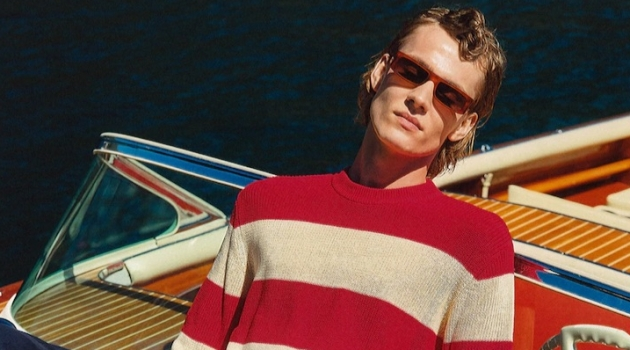 Visions of Summer: Pascal Wilke Sails Away with Luisaviaroma