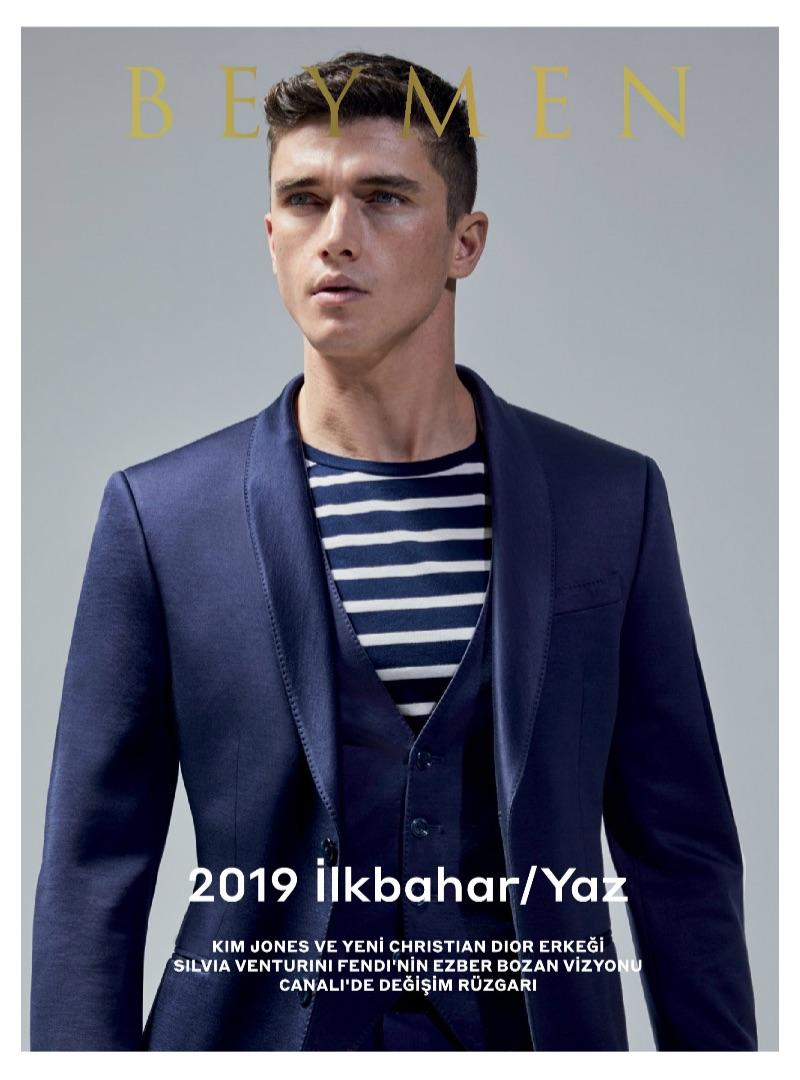 Matthew Holt covers Beymen's spring-summer 2019 catalog.