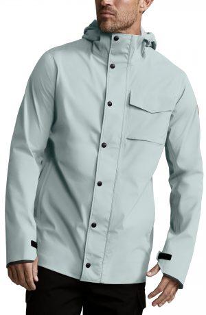Men's Canada Goose Nanaimo Windproof/waterproof Jacket, Size Large - Grey