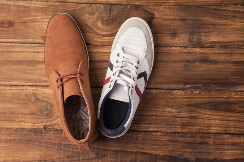 Mens Casual Dress Shoes Sneaker