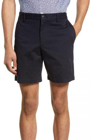 Men's Club Monaco Baxter Shorts, Size 36 - Blue