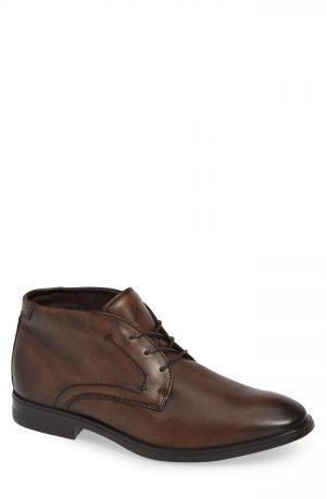 Men's Ecco Melbourne Chukka Boot, Size 11-11.5US / 45EU - Brown