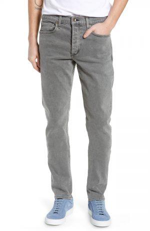 Men's Rag & Bone Fit 2 Slim Fit Jeans, Size 36 - Black