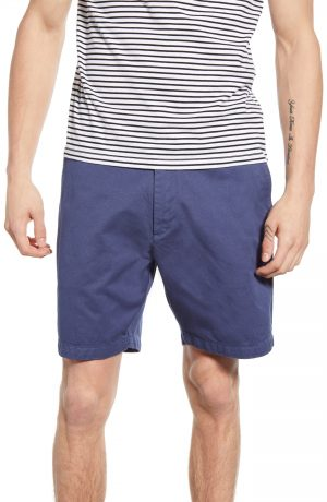 Men's Saturdays Nyc Evan Shorts, Size 28 - Blue