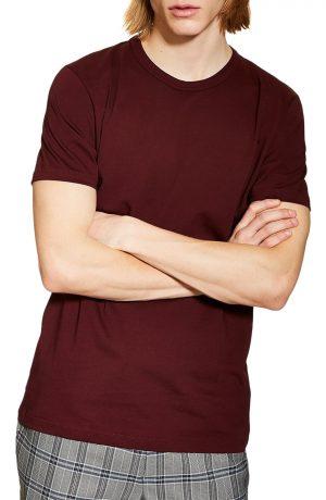 Men's Topman 3-Pack Classic Fit Crewneck T-Shirts, Size X-Small - Blue