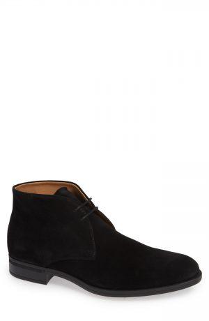 Men's Vince Camuto Iden Chukka Boot, Size 12 M - Black