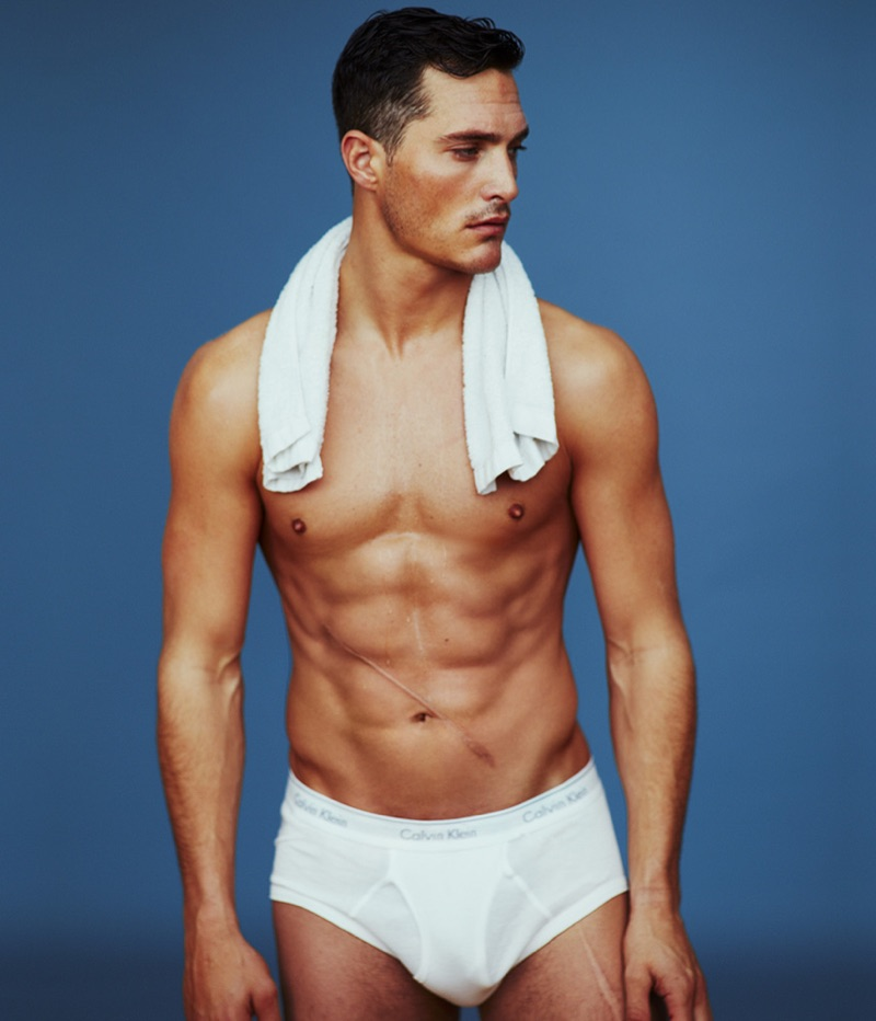 Ollie Edwards Fronts Grooming Story for Issue Man