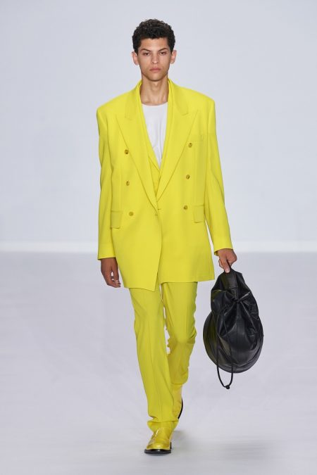 Paul Smith Delivers a Sartorial Punch of Color with Spring '20 Collection