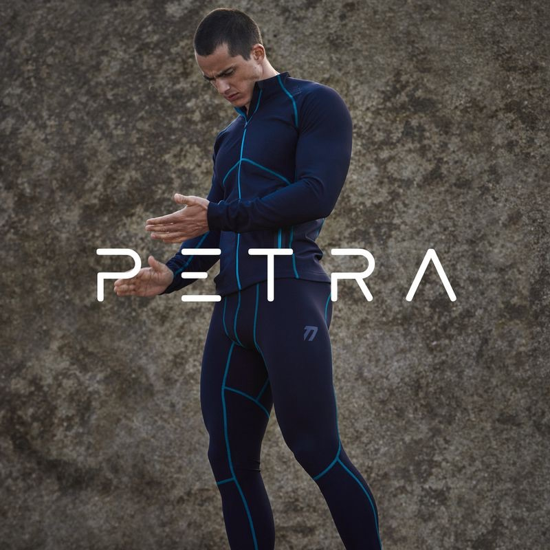 Italian model Pietro Boselli fronts Petra's spring-summer 2019 campaign.