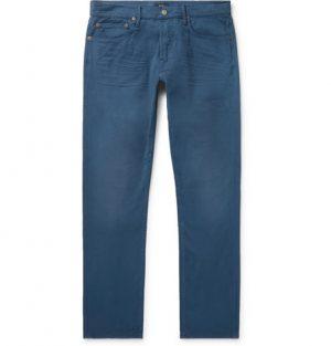 Polo Ralph Lauren - Slim-Fit Stretch-Denim Jeans - Men - Navy