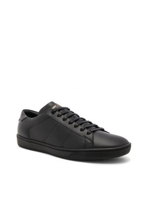 Saint Laurent Court Classic SL/01 Sneakers in Black. - size 43 (also in )
