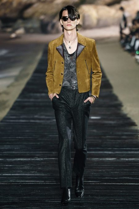 Saint Laurent Spring 2020 Men S Collection The Fashionisto
