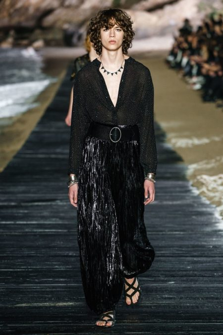 Saint Laurent Takes to Malibu with Spring '20 Collection