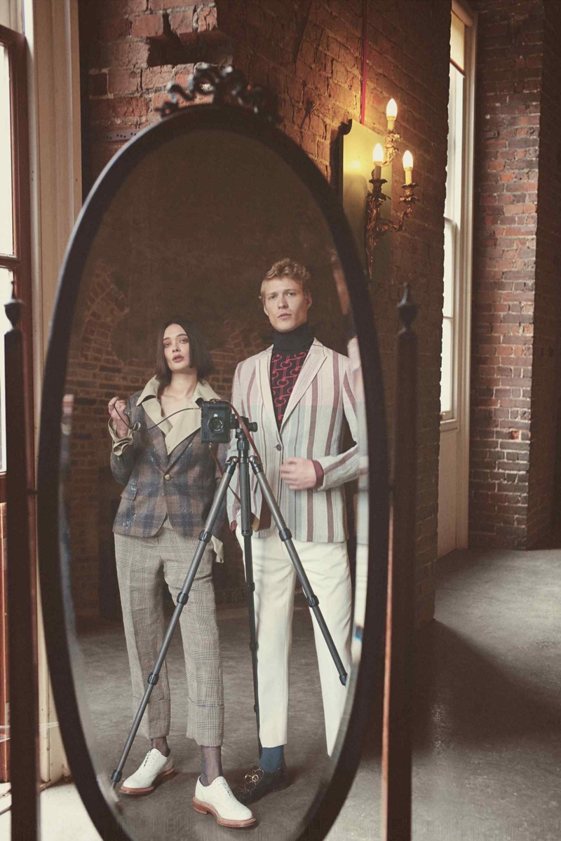 Sven de Vries Embraces Dandy Style for How to Spend It