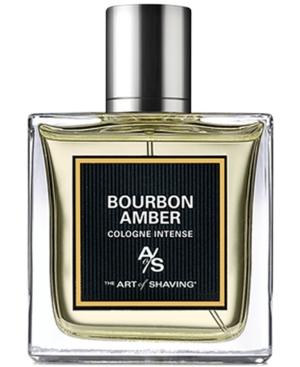 The Art of Shaving Bourbon Amber Cologne Intense, 1-oz.
