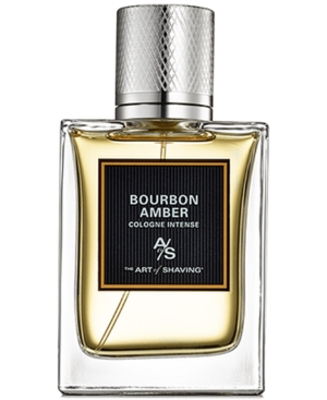 The Art of Shaving Bourbon Amber Cologne Intense, 3.3-oz.