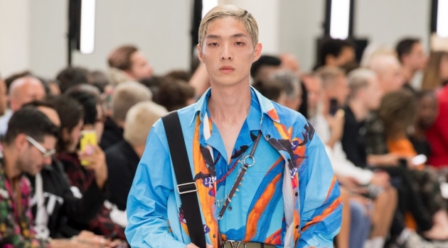 Valentino Does Graphic Resort Style for Spring '20 Collection