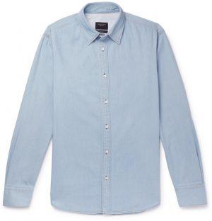 rag & bone - Fit 3 Denim Shirt - Men - Blue