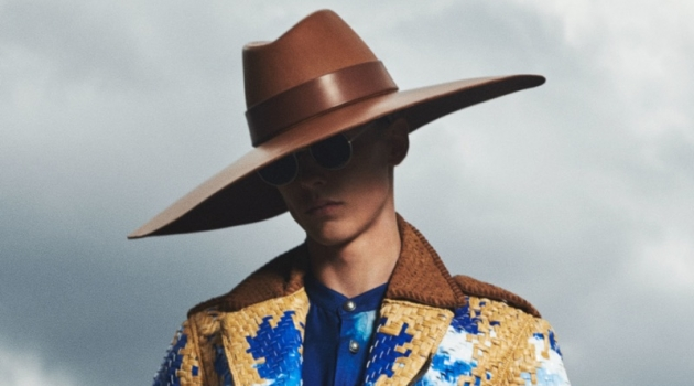 Balmain Reinterprets Western Style for Resort '20 Collection