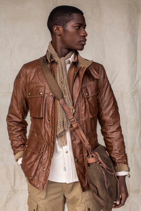 Travelogue: Belstaff Champions Outdoors Style with Spring '20 Collection