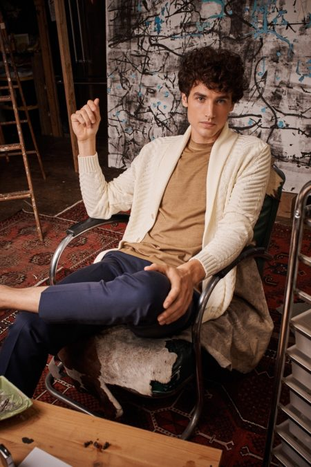 Boglioli Embraces Soft Tailoring with Spring '20 Collection