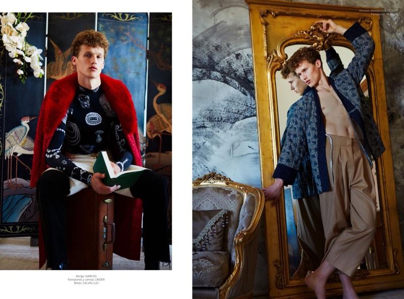 Le Petit Prince: Bram Valbracht for Risbel Magazine