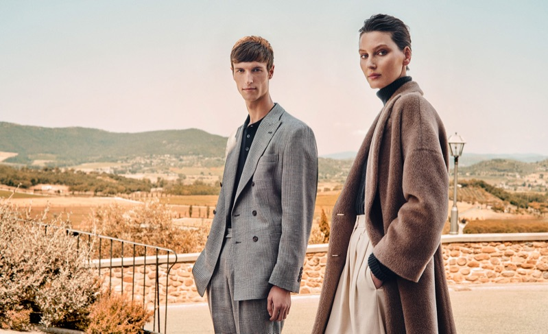 Matches Fashion Delivers Timeless Elegance with Brunello Cucinelli Fall '19 Edit