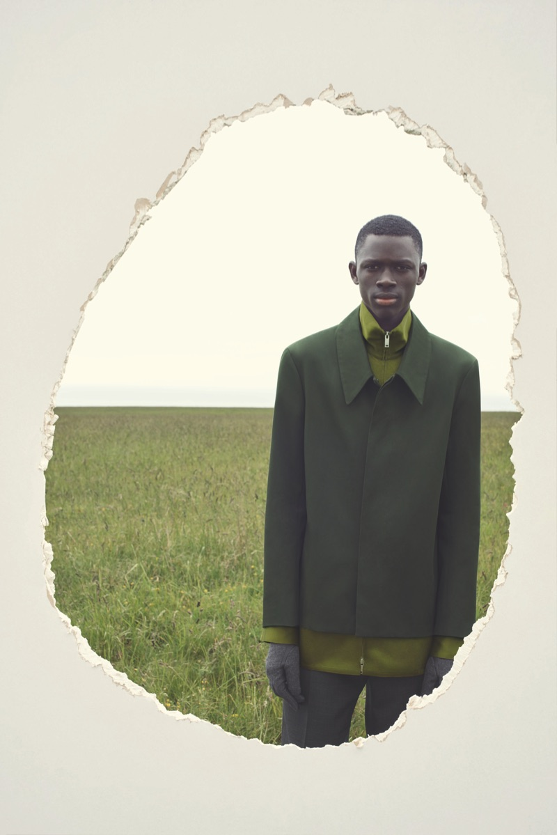 COS Travels to the English Countryside for Fall '19 Campaign